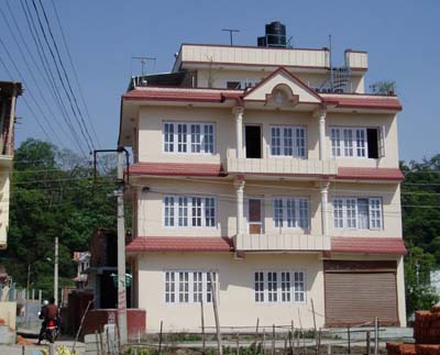 Kathmandu property search find a property in kathmandu for Small house design in nepal